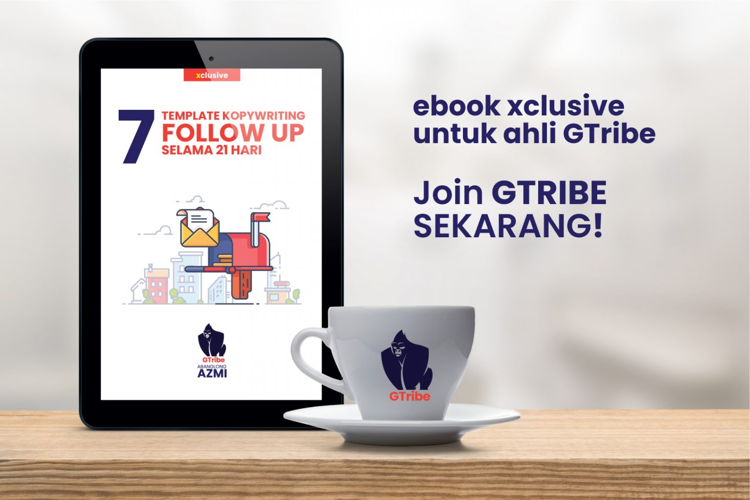 template copywriting follow up selama 21 hari